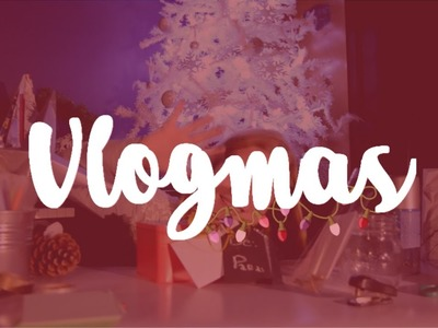 VLOGMAS #2: DIY Decorações de Natal + Loves to craft- in a jar.