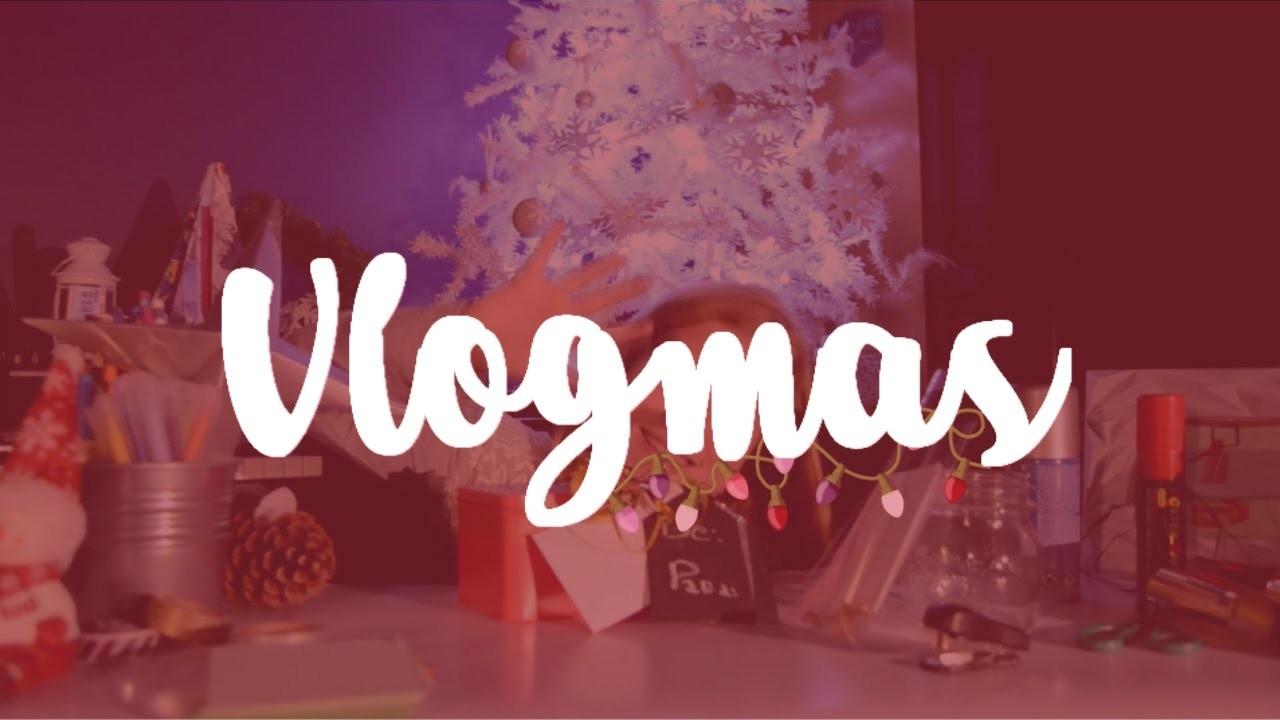 VLOGMAS #2: DIY Decorações de Natal + Loves to craft- in a jar.