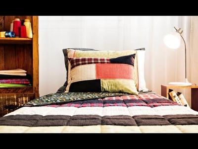 Curso online de Jogos de cama em Patchwork | eduK.com.br