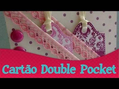 Double Pocket Card - em português | Terça do Cartão