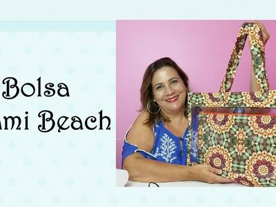 Patchwork - Bolsa Miami Beach