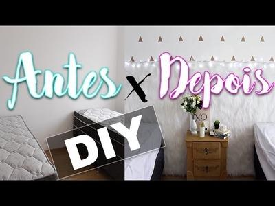 Como decorar o quarto do zero sem gastar muito