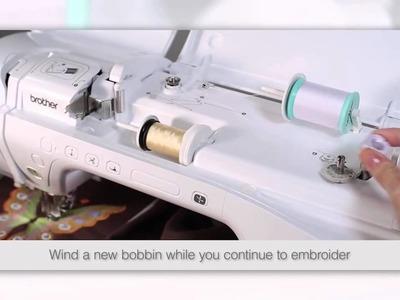 { DO ART } Máquina de bordar, patchwork e quilting Innovis V3