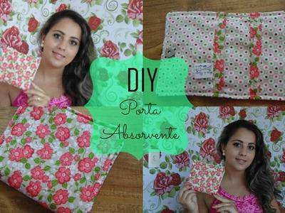 DIY - costurinhas | Porta Absorvente - Bia Feltz
