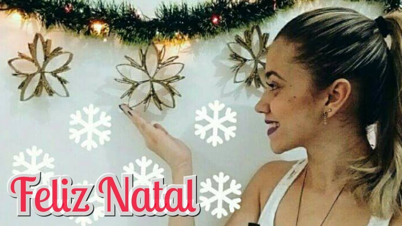 Tutorial: Enfeite de Natal