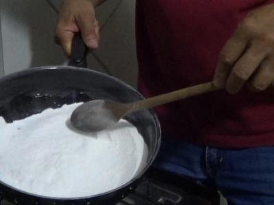Bicarbonato de Sódio - Como Transformá-lo num Poderoso Detergente
