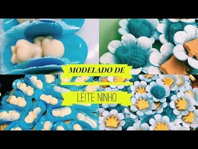 COMO FAZER DOCE MODELADO DE LEITE NINHO