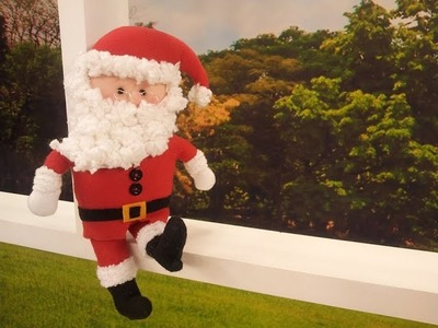 Programa Arte Brasil - 15.11.2015 - Gil Soeiro - Papai Noel em Feltro