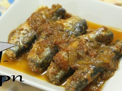 Como fazer sardinhas em conserva (tipo a de lata)