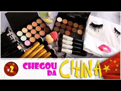 Chegou da China: Comprinhas e Recebidos #2