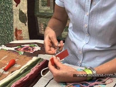 Pontos para fazer tapeçaria