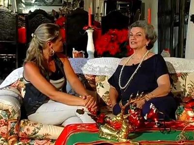 Decoração de Natal na casa da dona Vera - 21.12.09 - Bloco 1
