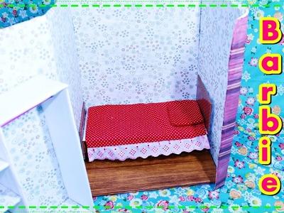 Como fazer um quarto para a Barbie