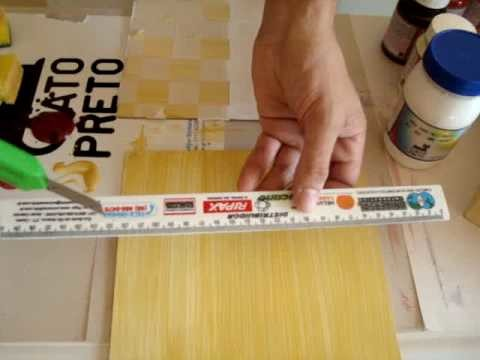 Mauro tavares pintura decorativa marchetaria à pincel