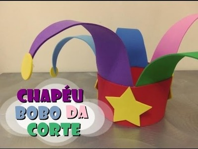 DIY.: Chapéu Bobo da Corte