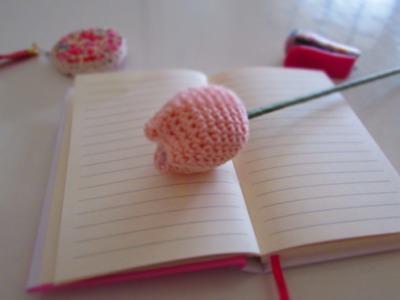 Tulipa com essência em crochê | #amigurumi #iniciante