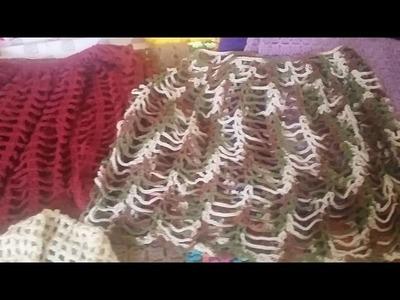 Bonitos tejidos a crochet