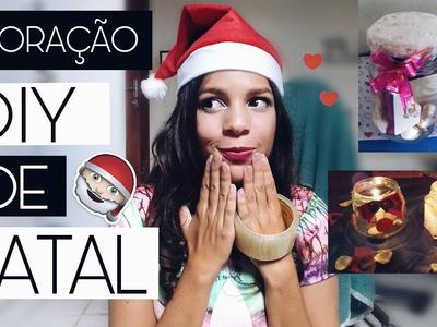 DIY: Decoração e Presente para o Natal!! (Projeto Christmas Gifts