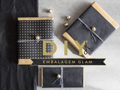 DIY: Embalagem glam | WESTWING