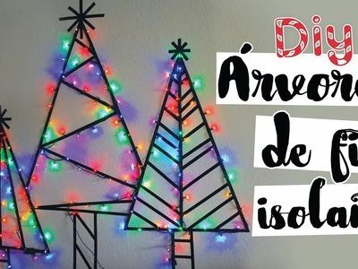 DIY: Decoração de Natal de Última hora! Por Isabelle Verona