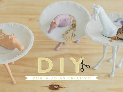 DIY: Porta-joias criativos | WESTWING