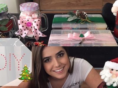 DIY - Presentes de Natal | Especial de Natal (3.3)