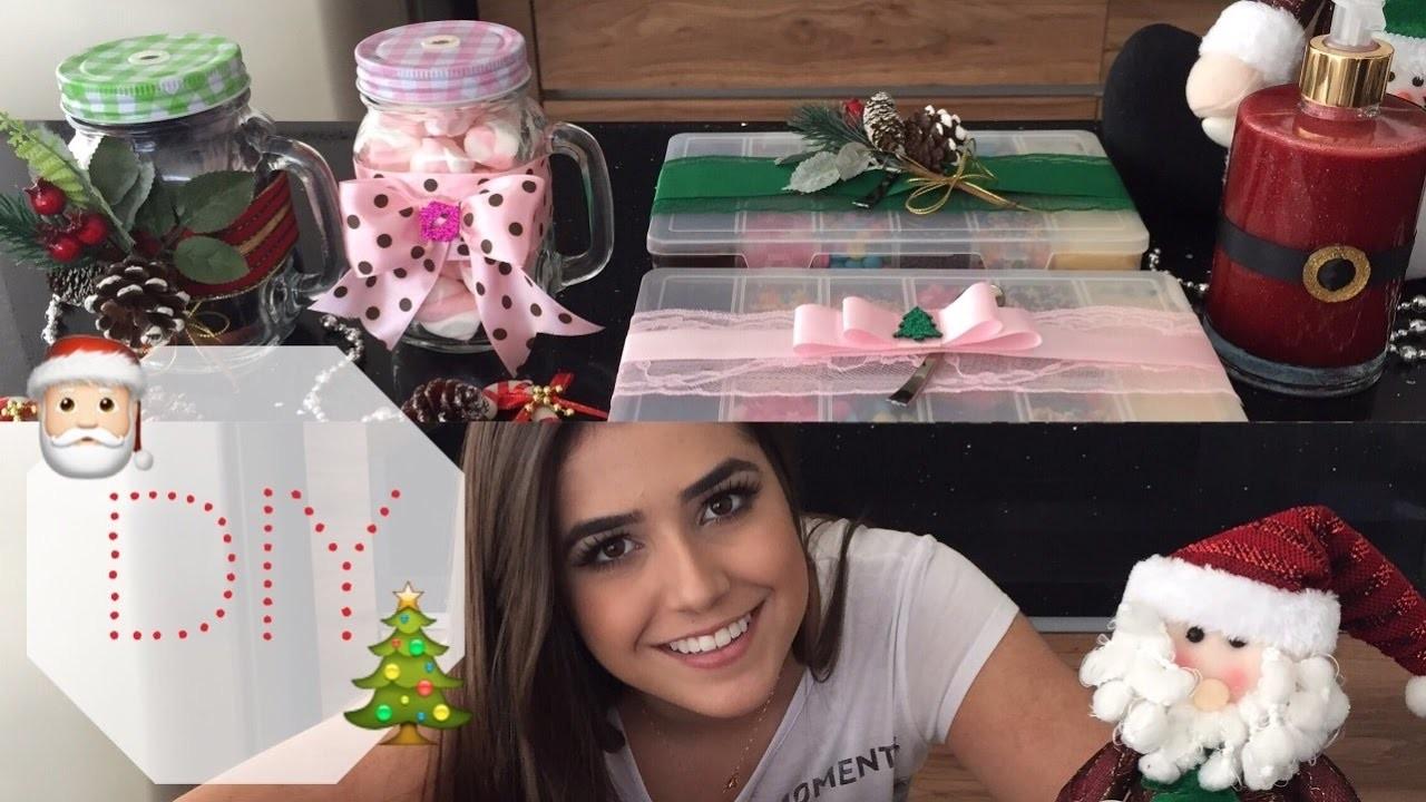 DIY - Presentes de Natal   Especial de Natal (3.3)