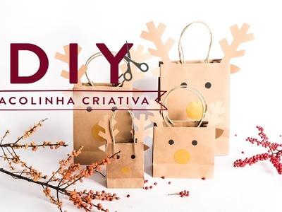 DIY: Sacolinha criativa | WESTWING