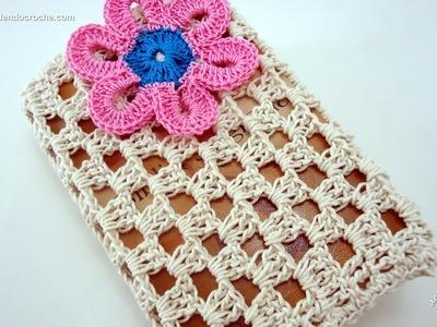 Capa de Crochê para Bíblia - Aprendendo Crochê