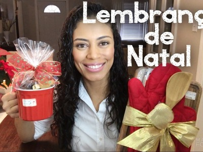 Dicas de Lembranças de Natal (Vídeo Colaborativo) | Joice Milacci
