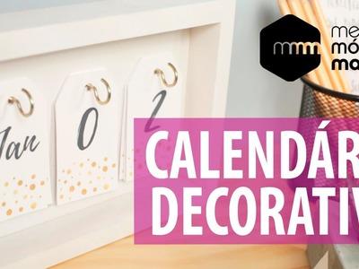 DIY: Calendário Permanente Decorativo
