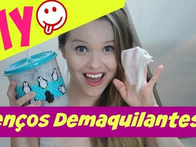 DIY:: Lencinhos Demaquilantes