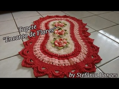 Tapete Encanto de Flores 2ªparte