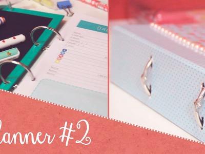 Planner #2 - Faça você mesmo - DIY