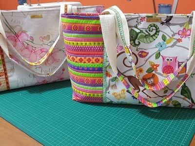 Big Bag - uma bolsa pra quem leva tudo!