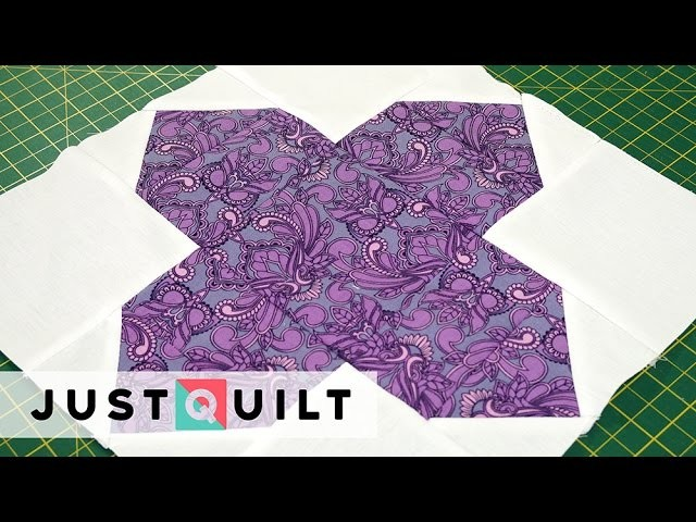 Just Quilt #39 - Valorizando as estampas do seu Charm Pack!