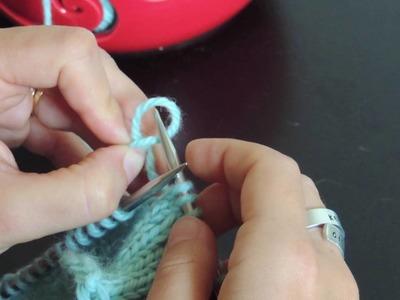 Aumento: backward loop ou laçada torcida
