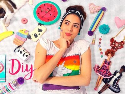 DIY! Faça Você Mesmo seu 2017 - Paula Stephânia