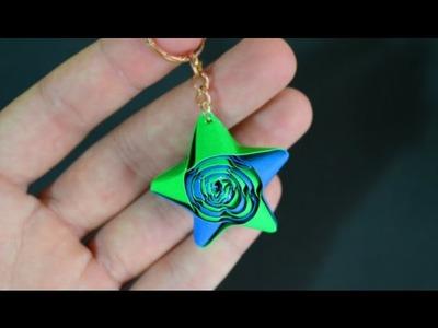 Origami: Straw Star - Estrela de Palha