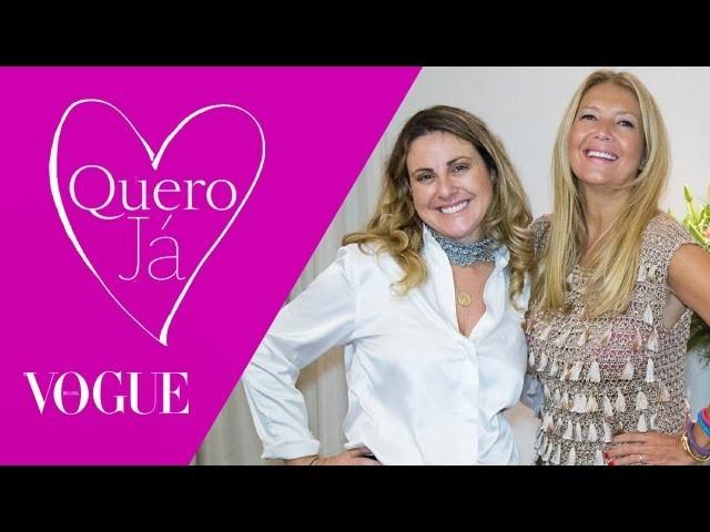 Quero Já! visita a nova coleção da Giovana Dias, a expert em crochê