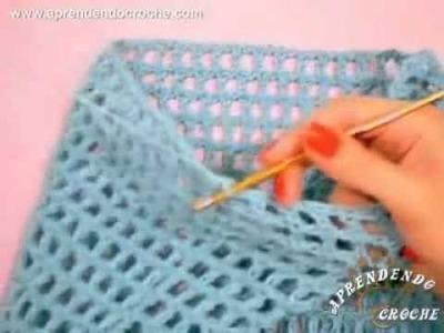 Capa para Vassoura Prática em Croche   Aprendendo Crochê
