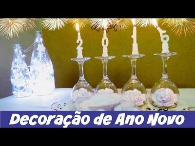 Decoração de Ano Novo – Ideias Bonitas e Fáceis