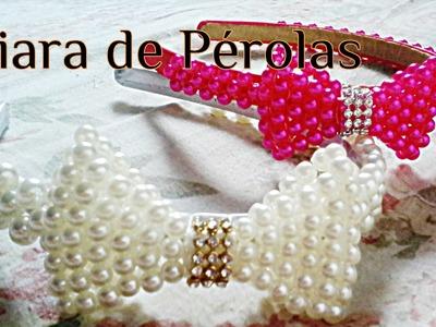 Tiara de Pérolas