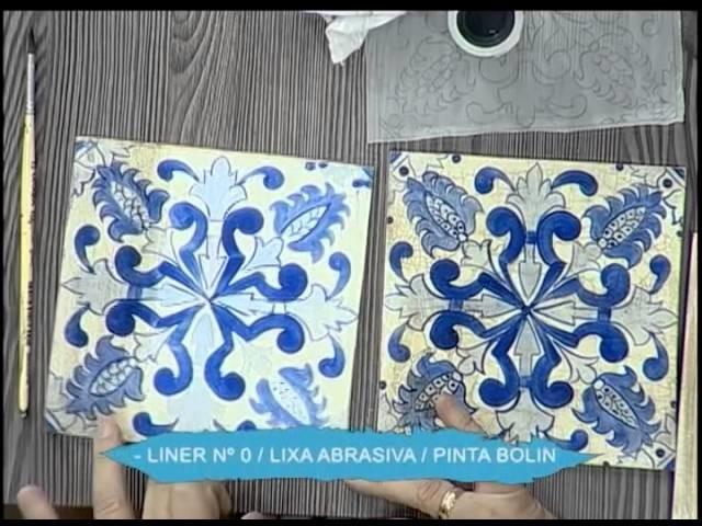 Azulejo Português - Parte 2