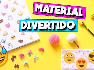 DIY - KIT DE MATERIAL ESCOLAR DIVERTIDO E FÁCIL | Jana Taffarel