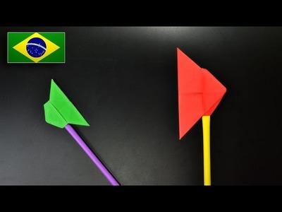 Origami: Machado - Intruções em Português BR