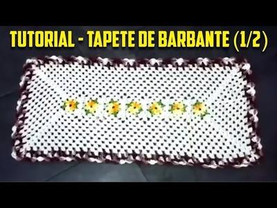 Passadeira de Barbante - Tutorial completo (1.2)