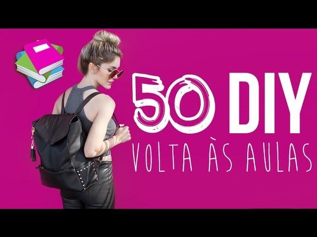 50 IDEIAS VOLTA ÀS AULAS PRA VOCÊ SE INSPIRAR - @JessicaBelcost