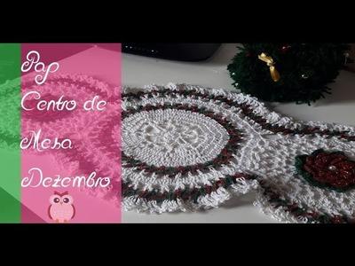 Pap Centro de Mesa Dezembro (natalino)