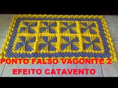 PONTO FALSO VAGONITE 2 -EFEITO CATAVENTO-NEDDY GHUSMAM